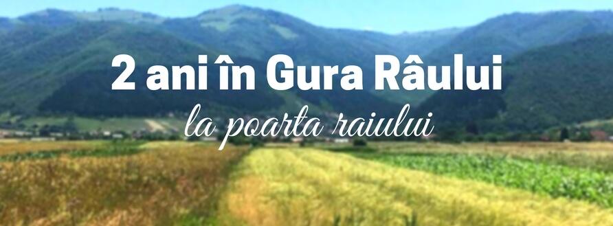 2 ani în Gura Râului, viata la tara in Marginimea Sibiului