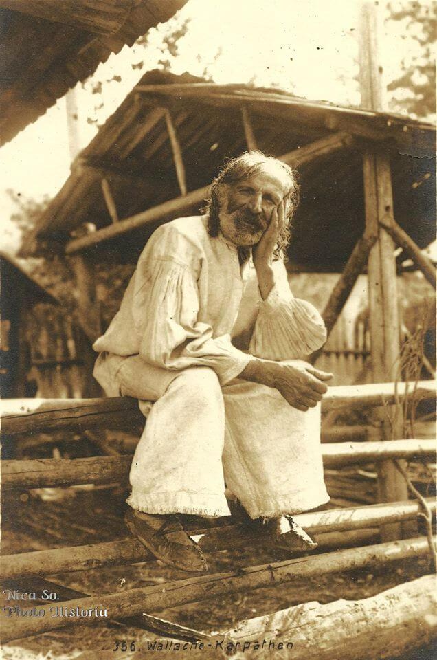 Photo Historia Taran valah anii Primului Razboi