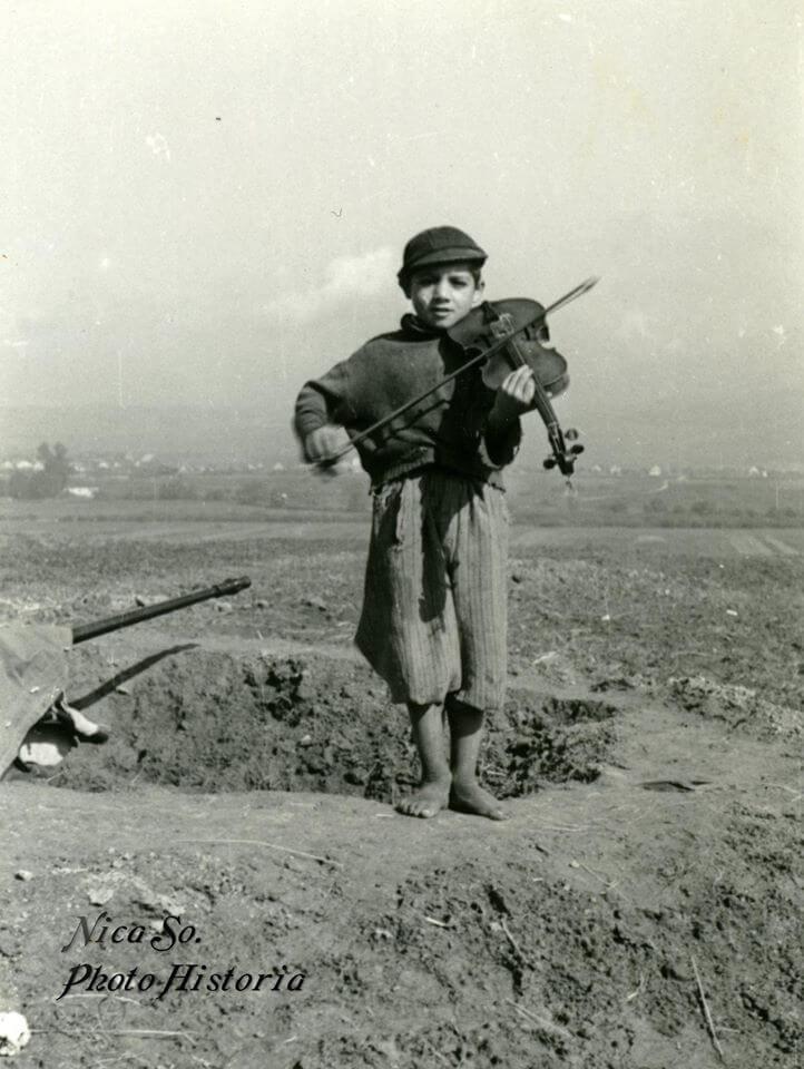 Romania, al Doilea Razboi mondial, Photo Historia