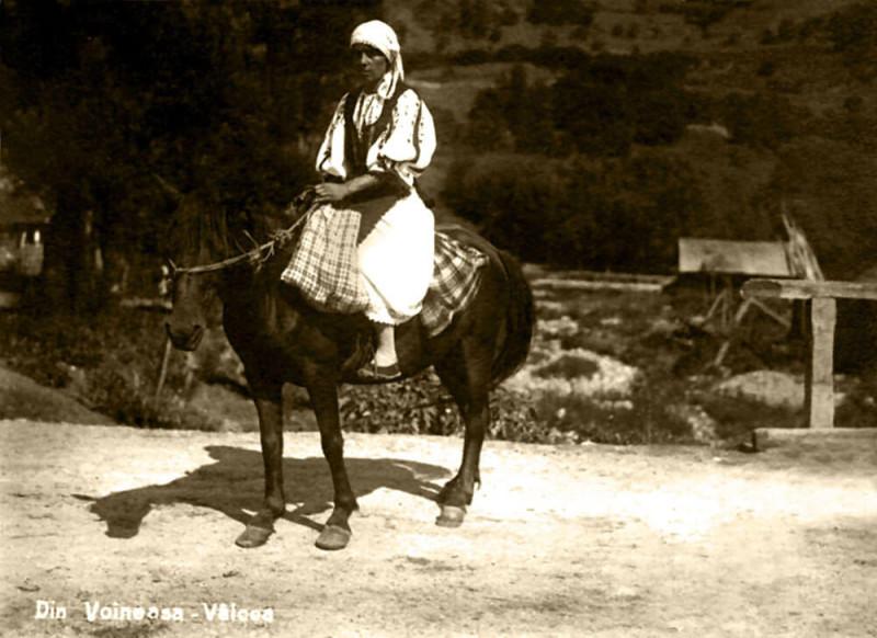 Taranca din Voineasa Valcea Photo Historia