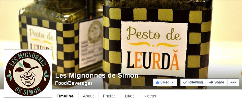 Les Mignonnes de Simon